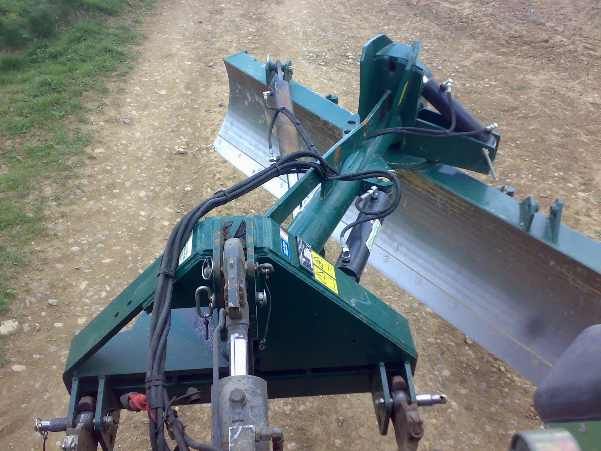 tractor Grader Blade