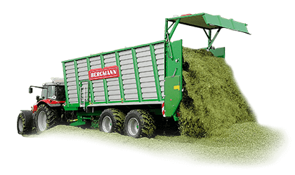 Silage trailer HTW Bergmann as page link