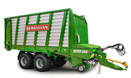 bergmann-forage wagons