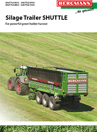 Bergmann Shuttle Forage Wagn Brochure