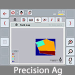 Precision Ag variable rate spreader