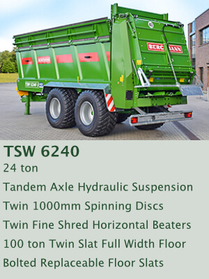 Bergmann TSW6240 details