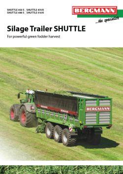 Forage Wagon Bergmann
