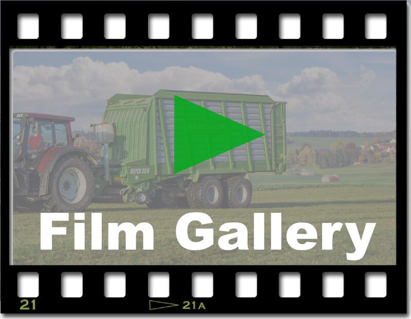 Graphic as a link to the farm machinery film gallery