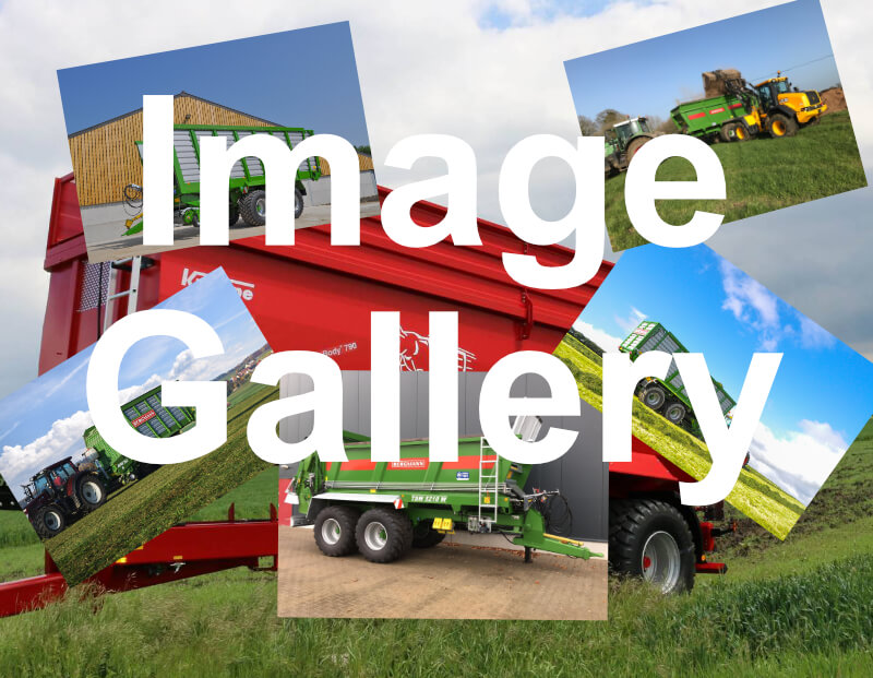 Graphic as a link to the image gallery detailing a range of the machinery offered from Bergmann and Krampe