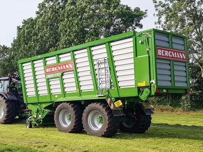 Image link to Bergmann carex forage wagon page