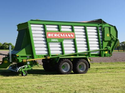 Link to Bergmann Royal Forage Wagon