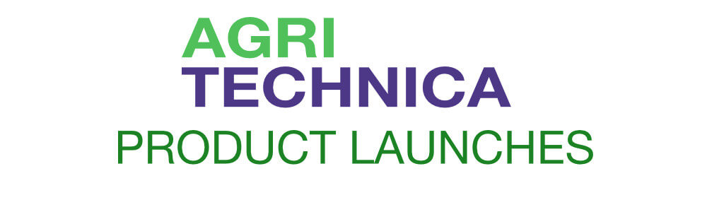 AGRITECHNICA PRODUCT LAUNCHES GRAPHIC