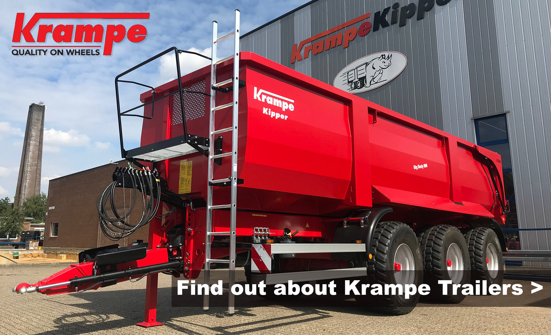 Krampe big body 800 link to page for full information