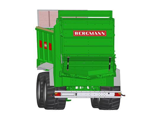 New Bergmann V disc spreader