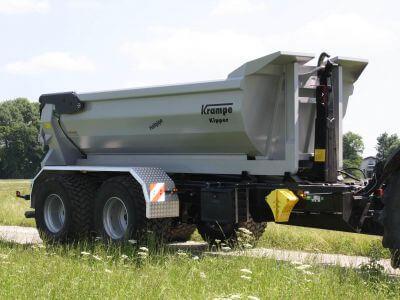Hooklift trailer HP20 Dumper body