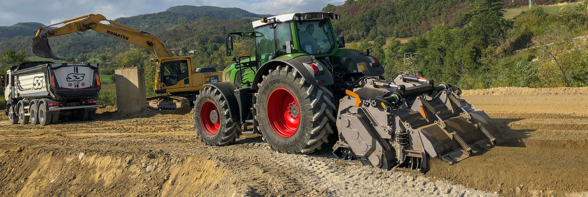 Soil Stabilisation Drum