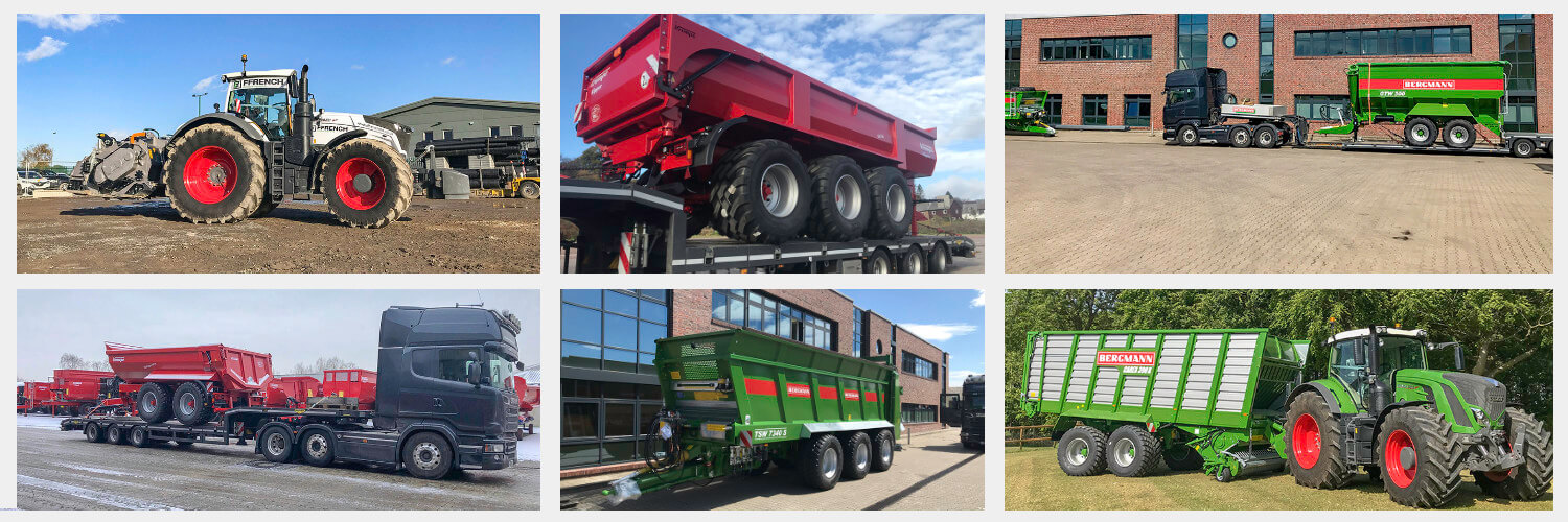 images showing agricultural machinery